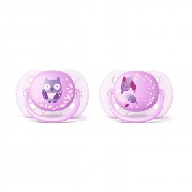 2 Pacifiers Avent Ultra...