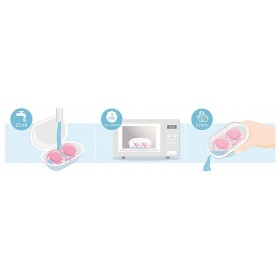 2 Pacifier Avent Ultra Soft Rocket and Planet - 6-18 mois