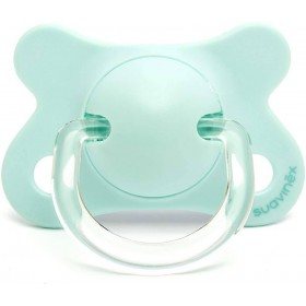 Suavinex Indian Fusion Silicone Pacifier -2/4 Mois - Blue