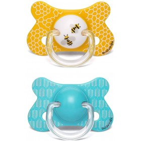 Suavinex Bee Pacifier +18...