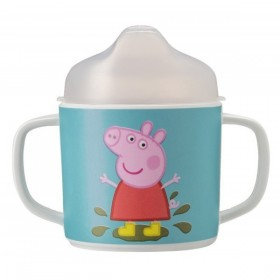 Cup with Handles Peppa Pig