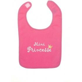 """Bib """"Mini Princesse"""" - BB & Co"""
