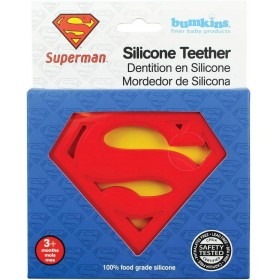Teething Ring Superman