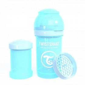 Blue Twistshake Bottle 180 ml