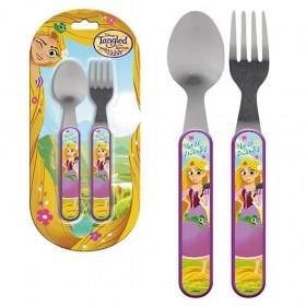 Raiponce Metal Cutlery