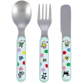 Set of 3 cutlery Mimi the...