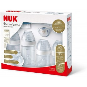 NUK Kit Biberons Nature...
