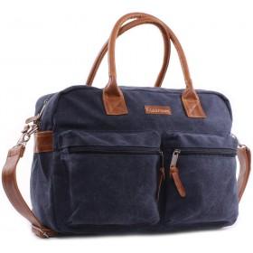 Diaper Bag Kidzroom Vision of Love Blue
