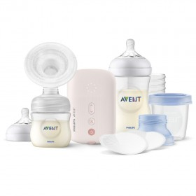 Simple Avent Electric Breast Pump Set