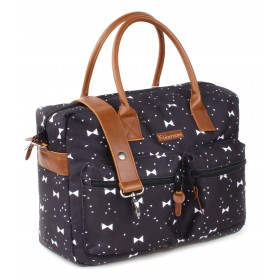 Diaper bag Kidzroom Black &...