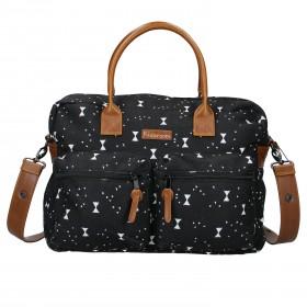 Diaper bag Kidzroom Black &...