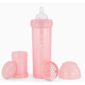 Pink Twistshake Bottle 330 ml