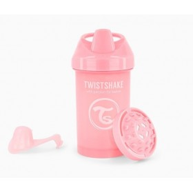 Crawler Twistshake Mug Rose 300 ml