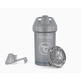 Crawler Twistshake Mug Pearl Gray 300 ml