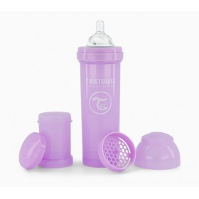 Purple Twistshake Bottle 330 ml