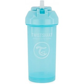 Twistshake Straw Cup 360 ml Blue