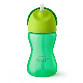 Straw Cup 300 ml - Green 12...