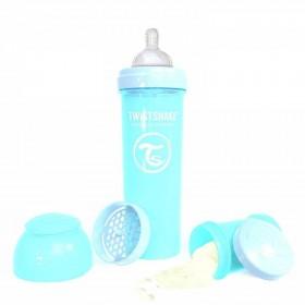 Blue Twistshake Bottle 330 ml