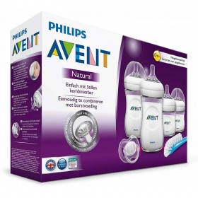 Philips Avent - PP Natural Newborn Kit