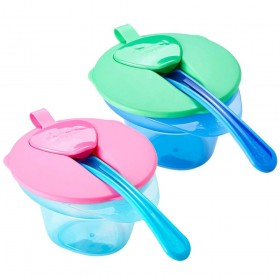 Tommee Tippee Explora - First Age Bowl - 4 months +