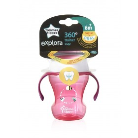 Tommee Tippee - 360 ° Girl...