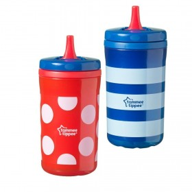 Tommee Tippee Free Flow - Cool Up Cup - 380 ml - 18 months +