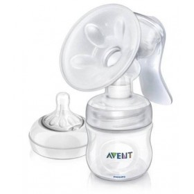 Philips Avent - Manual Natural PP Milk Shot with Storage Bottle - 125 ml