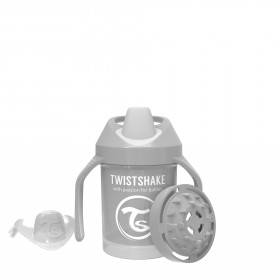 Twistshake Mini Cup 230ml Grey